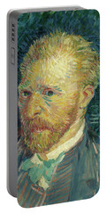 Portrait Of The Artist, 1887 Portable Battery Charger