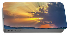 Powerful Sunbeams Portable Battery Charger