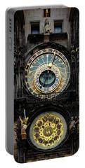 Prague Astronomical Clock Portable Battery Charger