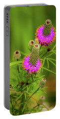 Prairie Clover Portable Battery Charger