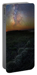 Portable Battery Charger featuring the photograph Pricked  by Aaron J Groen