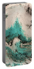 Psalm 59 16. I Will Sing Of Your Power Portable Battery Charger