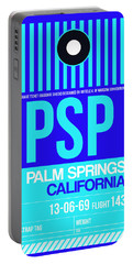 Psp Palm Springs Luggage Tag II Portable Battery Charger