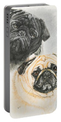 Pug Brothers Portable Battery Charger
