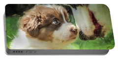 Puppy Dog Portable Battery Charger