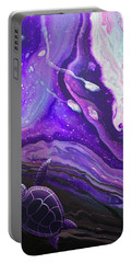Purple Munchkin Portable Battery Charger