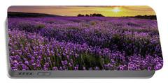 Purple Sea Portable Battery Charger