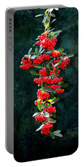 Pyracantha Berries - Do Not Eat Portable Battery Charger
