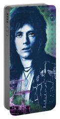 Queen Drummer Roger Taylor Portable Battery Charger