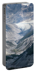 Queen Inlet Glacier Portable Battery Charger