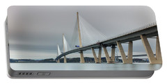 Queensferry Crossing Bridge 3-1 Portable Battery Charger