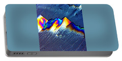 Rainbow Mountains Portable Battery Charger