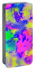 Rainbow Radiance Portable Battery Charger