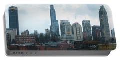 Raleigh Skyline Photo 16 X 20 Ratio Portable Battery Charger