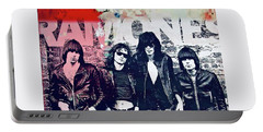 Ramones Portable Battery Charger