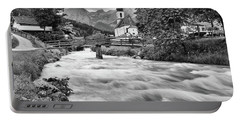 Ramsau, Bavaria Portable Battery Charger