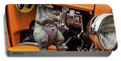 Rat On Fender Portable Battery Charger