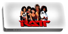 Ratt Band Portable Battery Charger