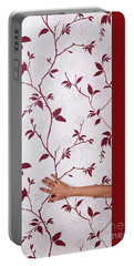 Red #0586 Portable Battery Charger