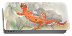 Red Eft Portable Battery Charger