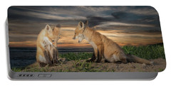 Red Fox Kits - Past Curfew Portable Battery Charger