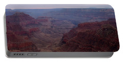 Red Grand Canyon Portable Battery Charger