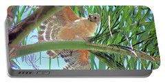 Red-shoulder Hawk Portable Battery Charger