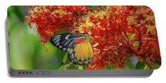 Red-spot Jezebel Butterfly Dthn0235 Portable Battery Charger