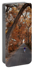 Redhead Fall Walkabout Portable Battery Charger