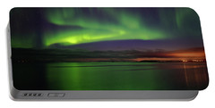 Reflected Aurora Portable Battery Charger