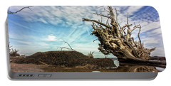 Reflections At Black Rock Portable Battery Charger