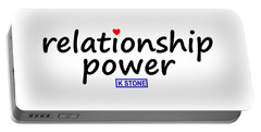 Relationship Power Portable Battery Charger