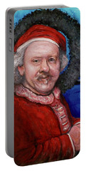 Rembrandt Santa Portable Battery Charger