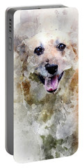 Remember The Four-legged Smile Portable Battery Charger