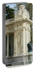 Retiro Park - Madrid, Spain Portable Battery Charger