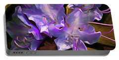 Rhododendron Glory 17 Portable Battery Charger