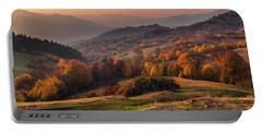 Rhodopean Landscape Portable Battery Charger