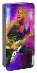 Richie Faulkner Judas Priest Portable Battery Charger