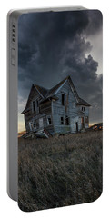 Portable Battery Charger featuring the photograph Right Where It Belongs by Aaron J Groen