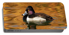 Ring-necked Duck Portable Battery Charger