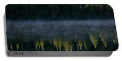 Portable Battery Charger featuring the photograph Ripple Lake by Doug Gibbons