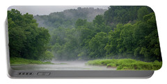 River Mist Portable Battery Charger