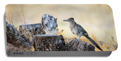 Roadrunner Breakfast  Portable Battery Charger