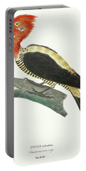 Robust Woodpecker Portable Battery Charger