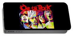 Rock Portable Battery Charger