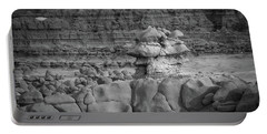 Rocky Desert Formation Portable Battery Charger