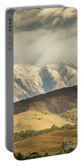 Rocky Rural Region Portable Battery Charger