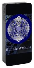Ronnie Watkins Soul Portrait Portable Battery Charger