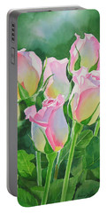 Rose Array Portable Battery Charger