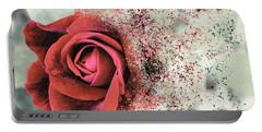 Rose Disbursement Portable Battery Charger